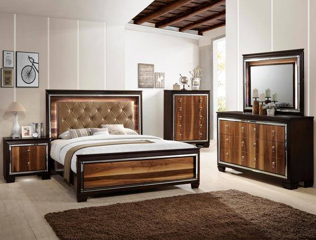 [Crown Mark] Kelda Queen Bedroom Set (B7700)