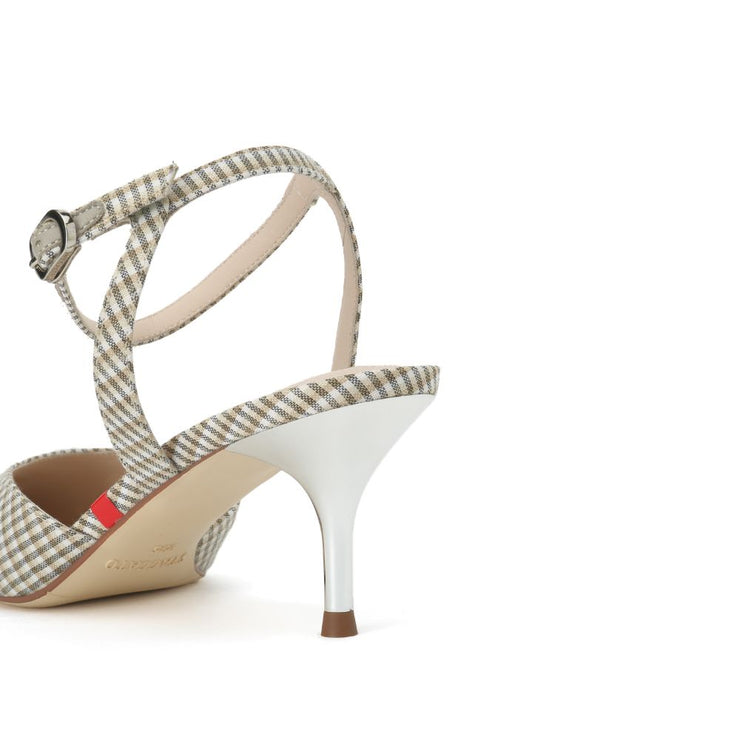 STACCATO Checkmate Heels C01033FH Beige