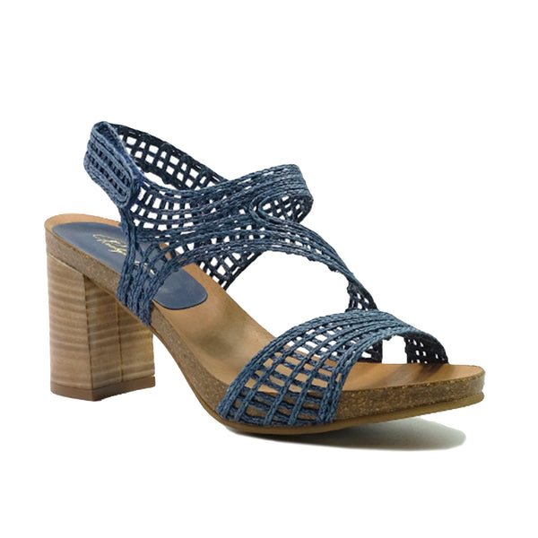 PENELOPE Low Heels PL-5169 Blue