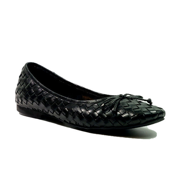 JWEST Euro Weave Pump A01011WP Black