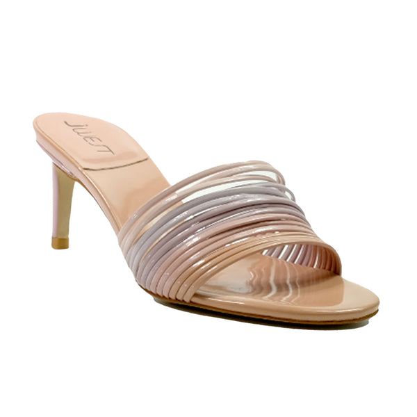 JWEST Slip In Sandals A94081FH Pink