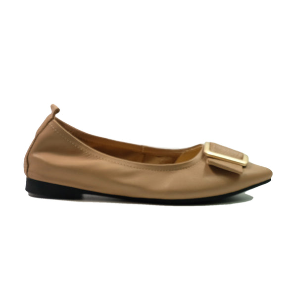 JWEST OJO Pumps A94131WP Beige