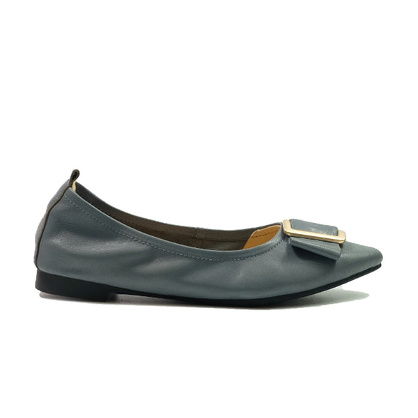 JWEST OJO Pumps A94131WP Blue