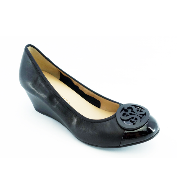 STACCATO Signature Buckle C94192WW Black