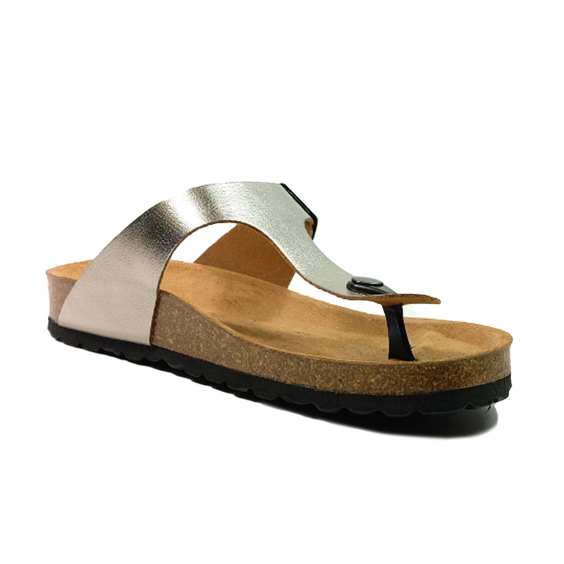 BIO BIO Summer Sandals BI-71126 Pewter