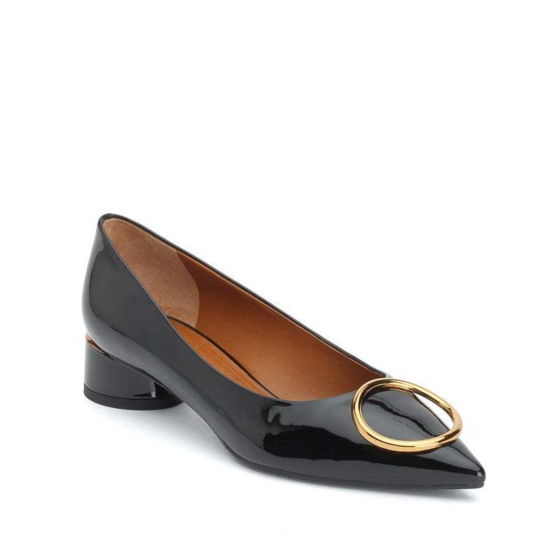 STACCATO Metal 1 Embellished Pumps C93W0061P Black