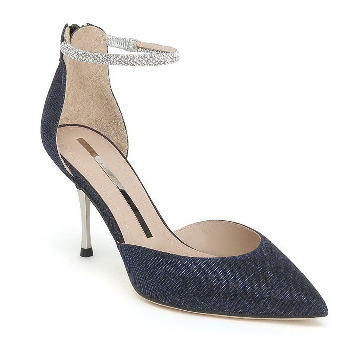 STACCATO Deep Sea Glitz C94091OH Navy