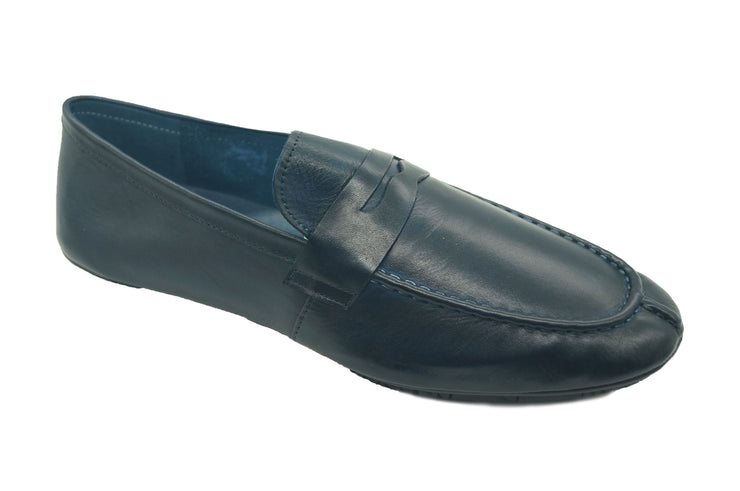 I18 Soft Flex Loafer Navy