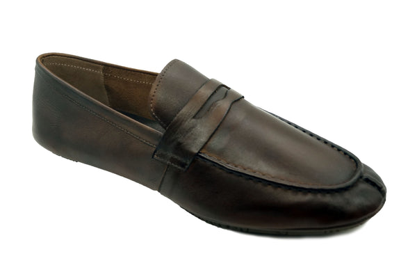 I18 Soft Flex Loafer Brown