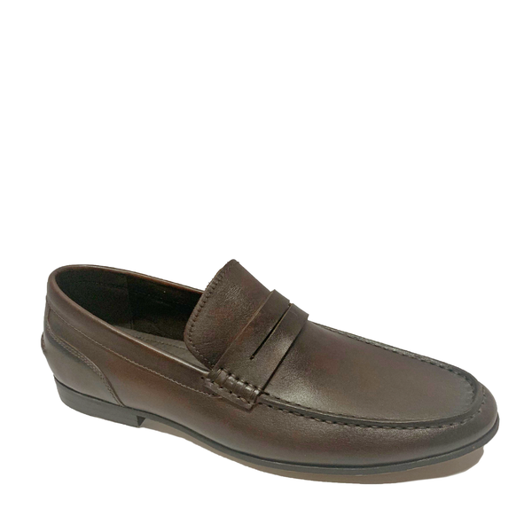 PASSPORTE I18 Smart Loafer Brown 2