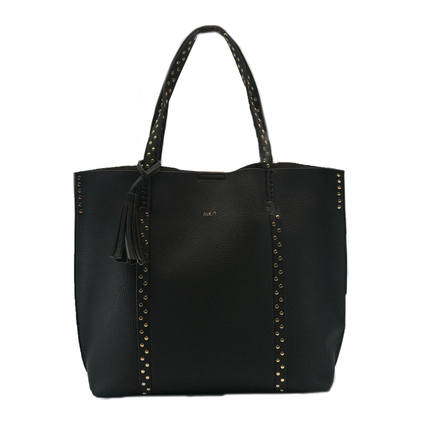 JWest Handbags Tote Bag Black