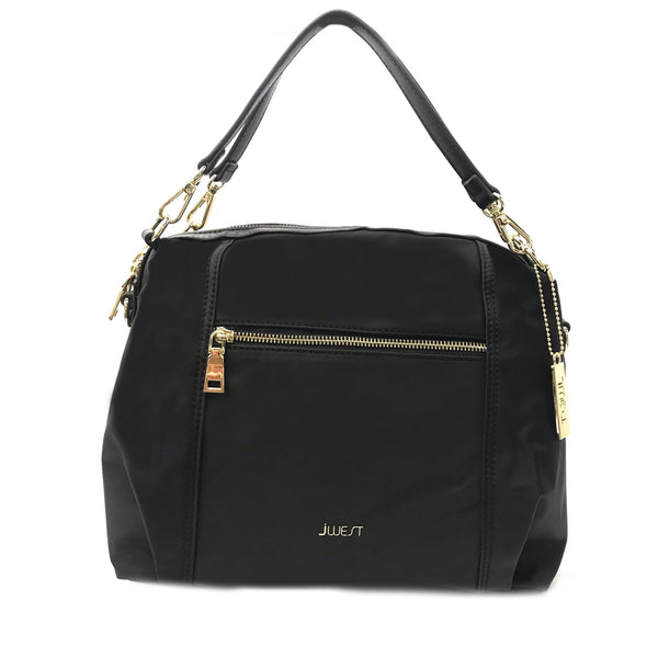 JWEST HB Medium Should Bag Black