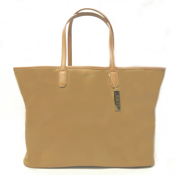JWEST HB Big Tote Bag Beige