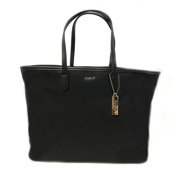 JWEST HB Big Tote Bag Black