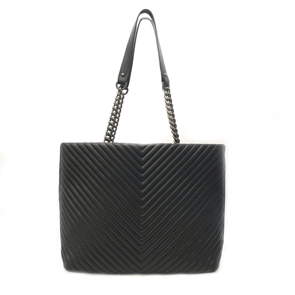 JWEST HB Big Tote Bag 3 Black