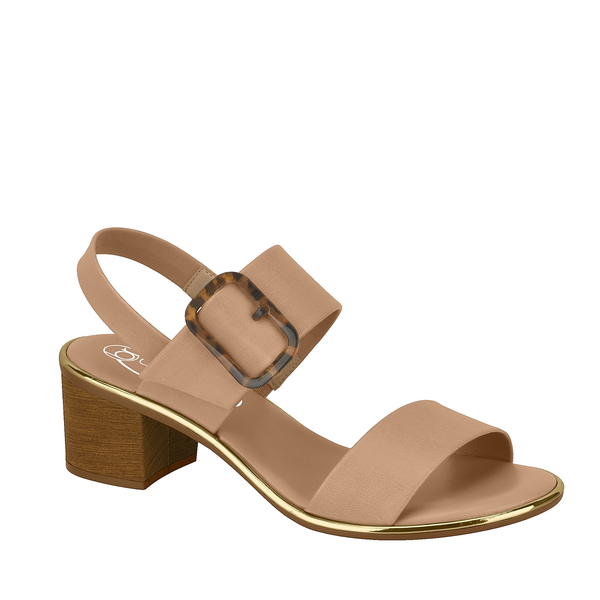 BEIRA RIO Ankle Sandals Buckle K02011FH Beige