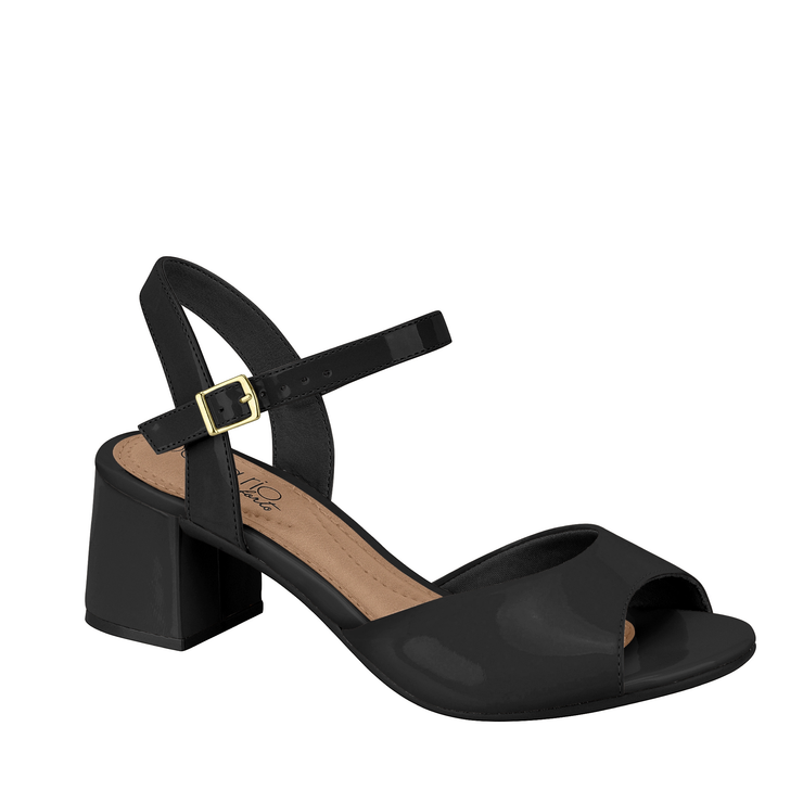 BEIRA RIO Ankle Sandals Sling 2 Black
