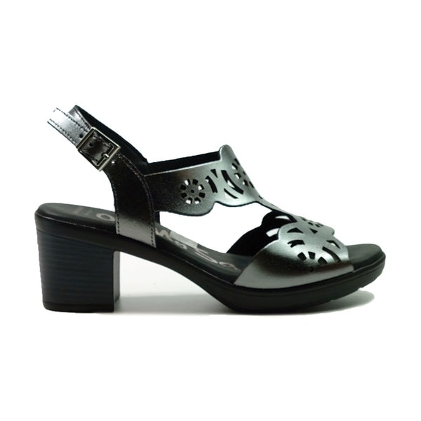 OH! MY SANDALS Heels Slingback Sandals OS-4689 Black