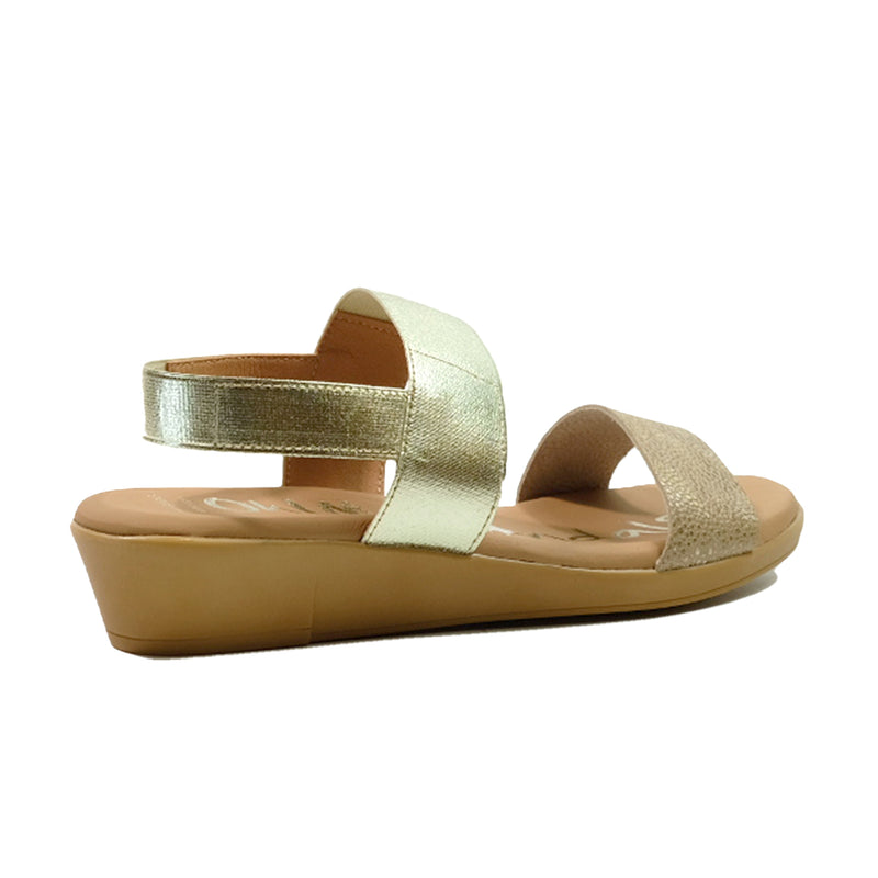 OH! MY SANDALS Sling Back Sandals OS-4672 Pink