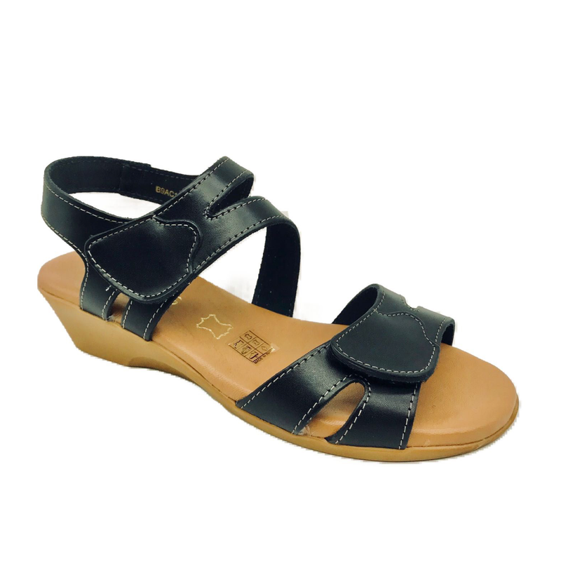 SOLE LOVERS Stick Sandals B9AC1072 Black