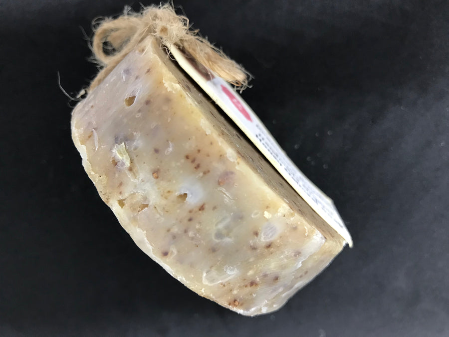 Handmade Organic Soap: Honey Oatmeal