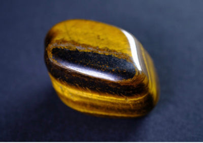 Healing Crystal: Tiger's Eye