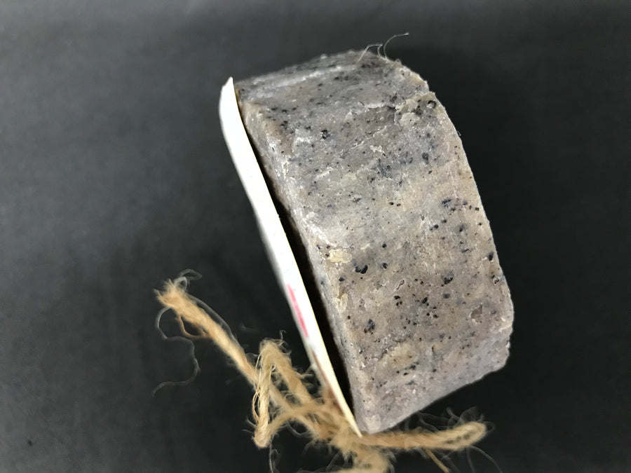 Handmade Organic Soap: Exfoliating Coffee