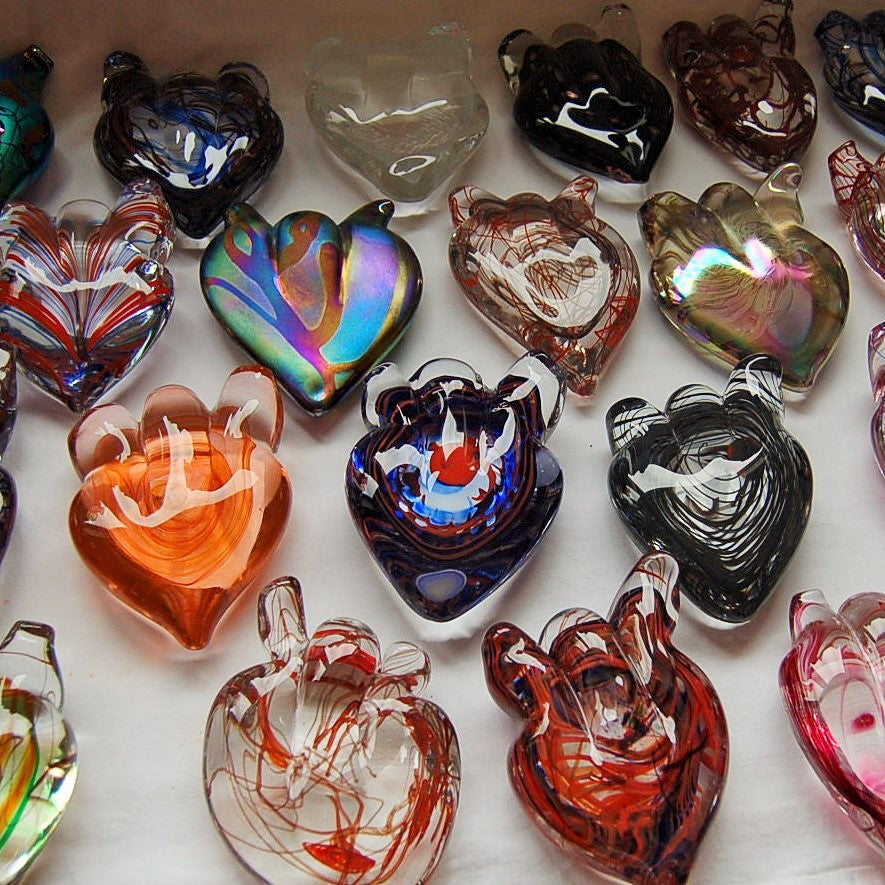 Glass Hearts for Cardiothoracic Conference