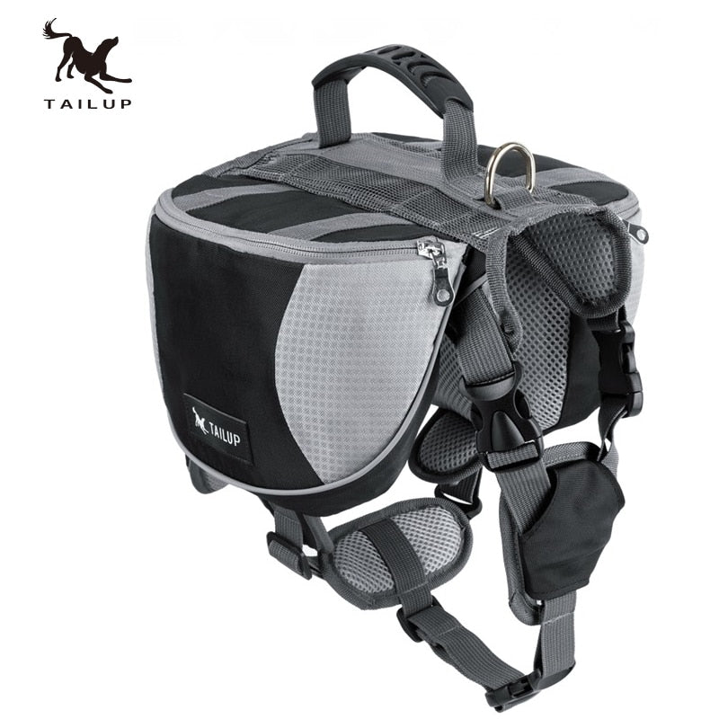 TAILUP luxury Pet Outdoor Backpack Large Dog Adjustable