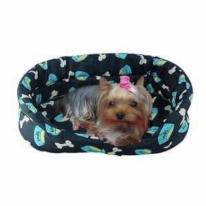 5 Colors 5 Sizes pets products for puppies pet bed