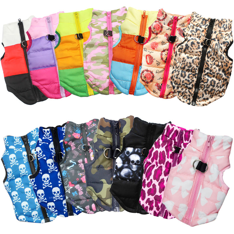 Warm Pet Clothing for Dog Clothes For Small Dog Coat Jacket