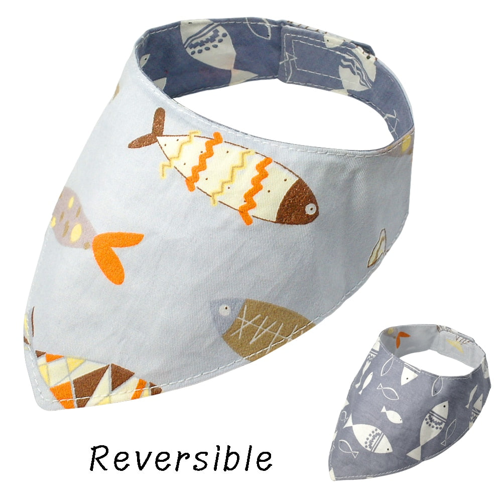 Puppy Dog Bandana Adjustable