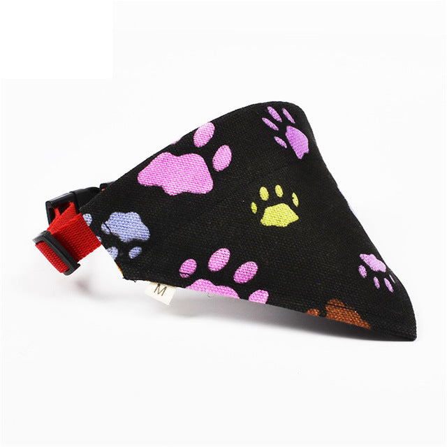 Dog Scarf 9 Styles Adjustable
