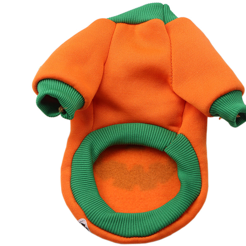 Winter Warm Pet Dog Clothes for Small Dogs Funny Halloween