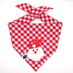 1pcs Christmas Pet Dog Bandanas