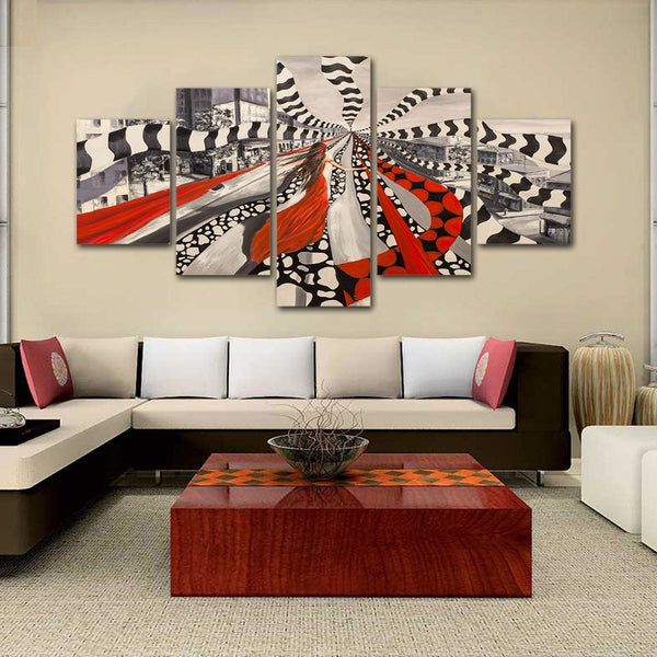 All About Fashion Canvas Art Paintings at Trendy Canvas Art