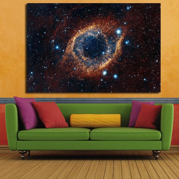 Eye of the Nebula Canvas Art Paintings at Trendy Canvas Art