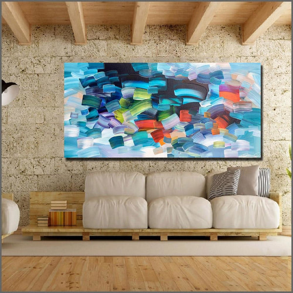 Happy Sky Canvas Art Paintings at Trendy Canvas Art