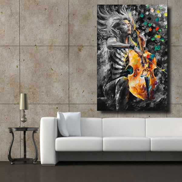 Musical Expression Canvas Art Paintings at Trendy Canvas Art