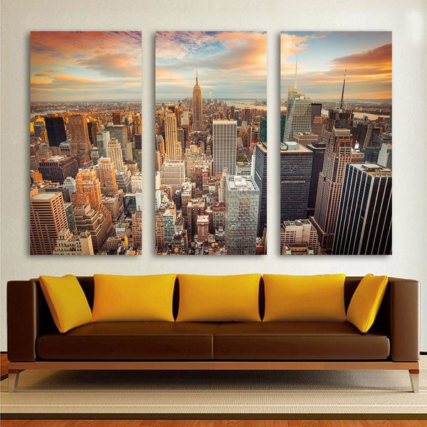 New York Minute - canvas wall art prints