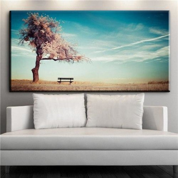 Once Again, I Stand Alone Canvas Art Paintings at Trendy Canvas Art