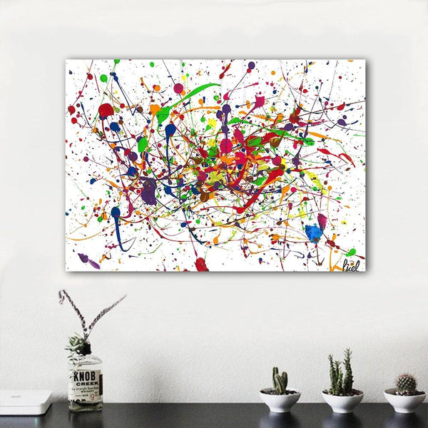 Subtlety Expressive Canvas Art Paintings at Trendy Canvas Art