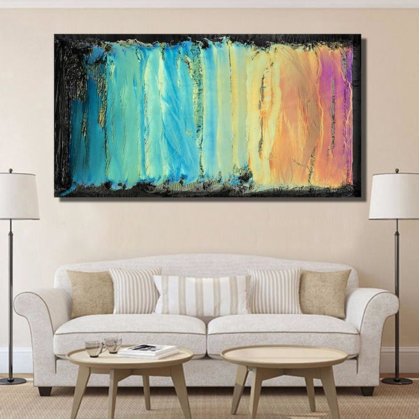 The Calm And The Storm - canvas wall art prints