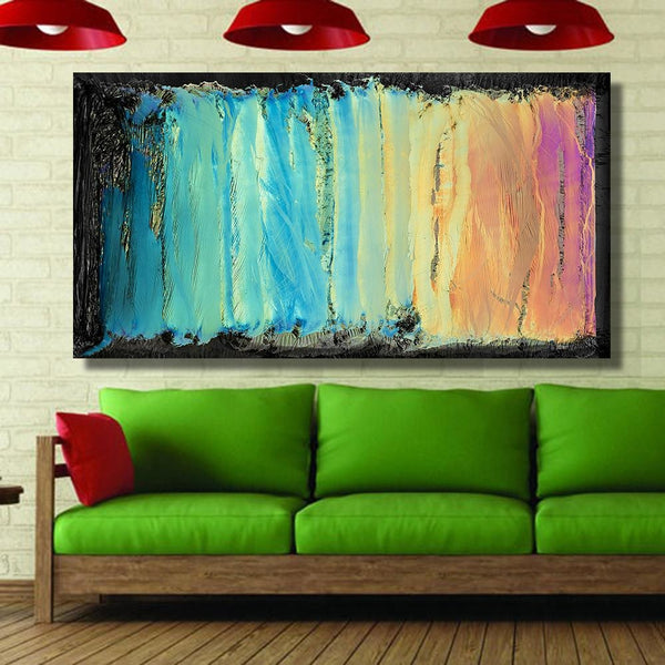 The Calm And The Storm Canvas Art Paintings at Trendy Canvas Art