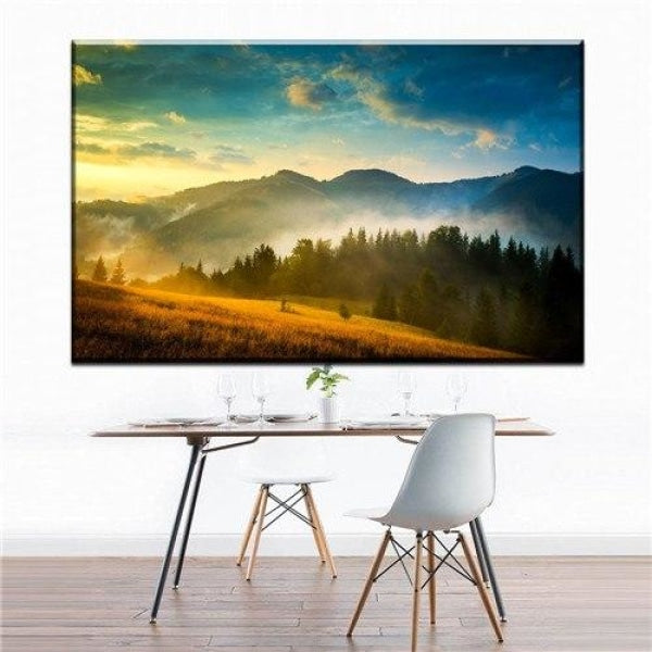 The Hills Of Glory Canvas Art Paintings at Trendy Canvas Art