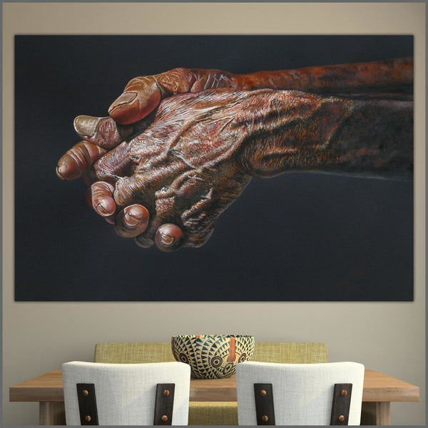 Together We Stand Canvas Art Paintings at Trendy Canvas Art