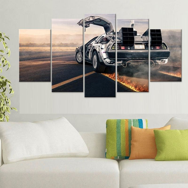 Travelling Through Time - canvas wall art prints