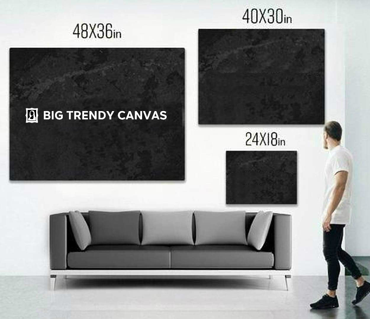 Our Canvas Wall Art Details