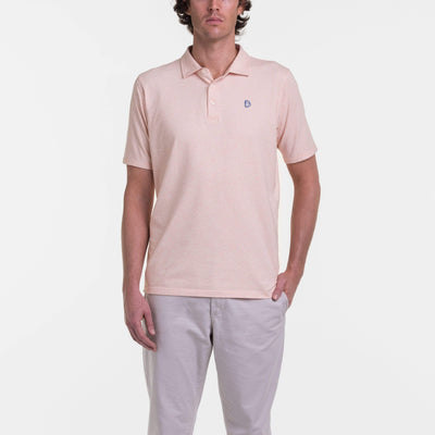 B.Draddy POTUS HEATHER / SML VIN POLO - SALE