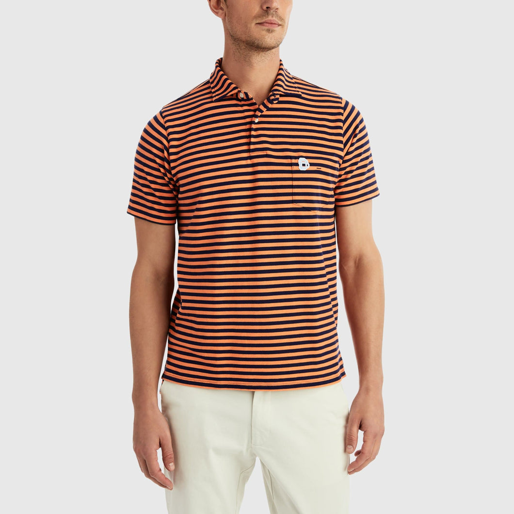 STEVIE STRIPE POLO - B.Draddy